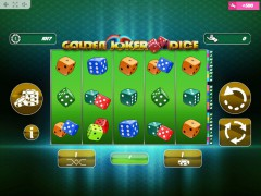 Golden Joker Dice slotgames77.com MrSlotty 1/5