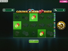 Golden Joker Dice slotgames77.com MrSlotty 2/5