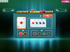 Golden Joker Dice slotgames77.com MrSlotty 3/5