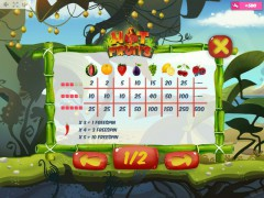 HOT Fruits slotgames77.com MrSlotty 5/5