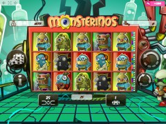 Monsterinos slotgames77.com MrSlotty 1/5