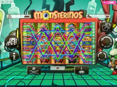 Monsterinos slotgames77.com MrSlotty 4/5