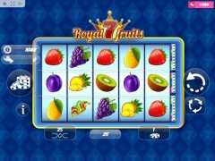 Royal7Fruits slotgames77.com MrSlotty 1/5