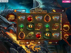 Super Dragons Fire slotgames77.com MrSlotty 1/5