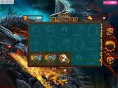 Super Dragons Fire slotgames77.com MrSlotty 2/5
