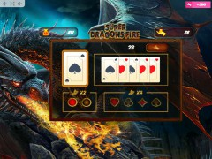 Super Dragons Fire slotgames77.com MrSlotty 3/5