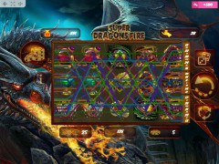 Super Dragons Fire slotgames77.com MrSlotty 4/5
