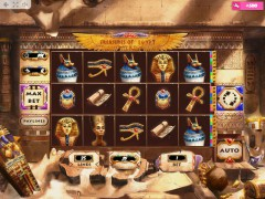 Treasures of Egypt slotgames77.com MrSlotty 1/5