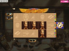 Treasures of Egypt slotgames77.com MrSlotty 2/5