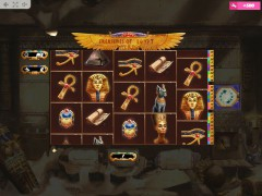 Treasures of Egypt slotgames77.com MrSlotty 3/5