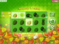 Tropical7Fruits slotgames77.com MrSlotty 2/5