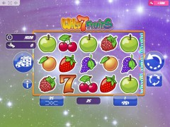 Wild7Fruits slotgames77.com MrSlotty 1/5
