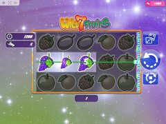 Wild7Fruits slotgames77.com MrSlotty 2/5
