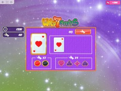 Wild7Fruits slotgames77.com MrSlotty 3/5
