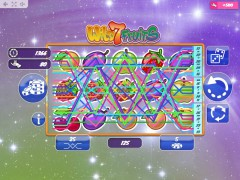 Wild7Fruits slotgames77.com MrSlotty 4/5