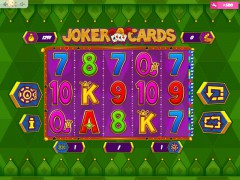 Joker Cards slotgames77.com MrSlotty 1/5