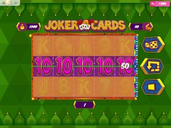 Joker Cards slotgames77.com MrSlotty 2/5