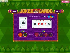 Joker Cards slotgames77.com MrSlotty 3/5
