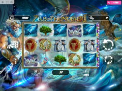 Zeus the Thunderer II slotgames77.com MrSlotty 1/5