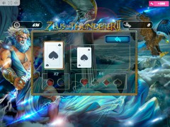 Zeus the Thunderer II slotgames77.com MrSlotty 3/5