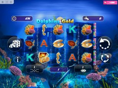 Dolphins Gold slotgames77.com MrSlotty 1/5