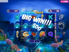 Dolphins Gold slotgames77.com MrSlotty 2/5