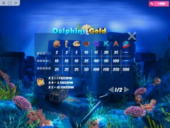Dolphins Gold slotgames77.com MrSlotty 5/5