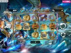 Zeus the Thunderer slotgames77.com MrSlotty 1/5