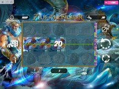 Zeus the Thunderer slotgames77.com MrSlotty 2/5