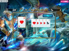 Zeus the Thunderer slotgames77.com MrSlotty 3/5
