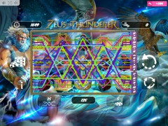 Zeus the Thunderer slotgames77.com MrSlotty 4/5