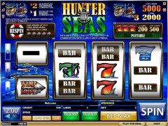 Hunter of Seas slotgames77.com iSoftBet 1/5