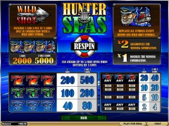 Hunter of Seas slotgames77.com iSoftBet 2/5