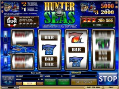 Hunter of Seas slotgames77.com iSoftBet 3/5