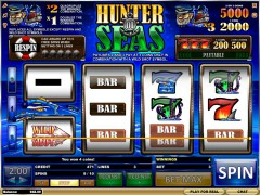Hunter of Seas slotgames77.com iSoftBet 4/5
