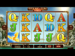 Titans of the Sun Hyperion slotgames77.com Microgaming 1/5