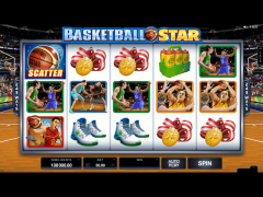 Basketball Star slotgames77.com Microgaming 1/5