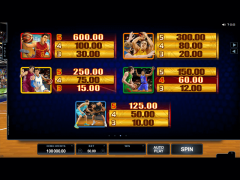 Basketball Star slotgames77.com Quickfire 4/5