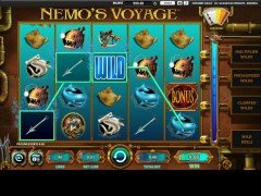 Nemo's Voyage slotgames77.com William Hill Interactive 2/5