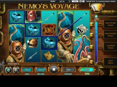 Nemo's Voyage slotgames77.com William Hill Interactive 3/5