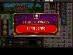 Giant's Gold slotgames77.com William Hill Interactive 3/5