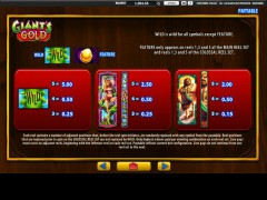 Giant's Gold slotgames77.com William Hill Interactive 4/5