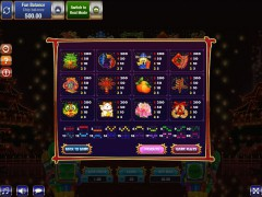 Midnight Lucky Sky slotgames77.com GamesOS 5/5