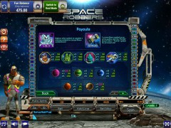 Space Robbers slotgames77.com GamesOS 3/5