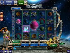 Space Robbers slotgames77.com GamesOS 5/5