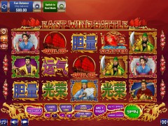 East Wind Battle slotgames77.com GamesOS 1/5
