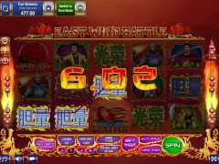 East Wind Battle slotgames77.com GamesOS 2/5
