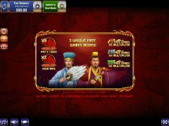 East Wind Battle slotgames77.com GamesOS 3/5