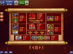 East Wind Battle slotgames77.com GamesOS 4/5
