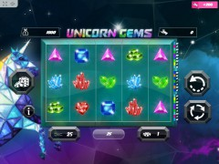Unicorn Gems slotgames77.com MrSlotty 1/5
